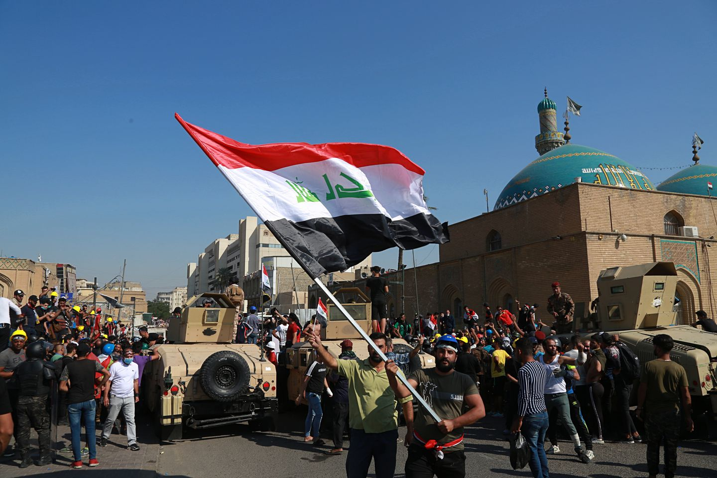 iraq uprising